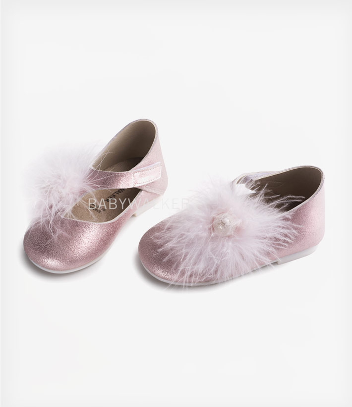 Babywalker παπούτσι γοβάκι Pink  93b14cb6034