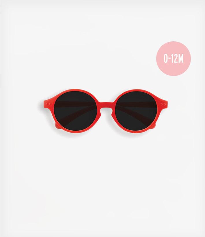 IZIPIZI Sunglasses sun baby red  9eff73fd372
